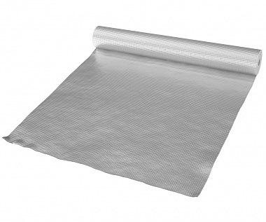 A BILKA ALU 90 fólia egy többrétegű membrán, amely egy fémezett polipropilén védőrétegbő, polipropilén hálóból és polietilén fóliából áll. A BILKA ALU 90 Fóliát a tetőszerkezetekben lévő pára korlát létrehozásának érdekében tervezték.